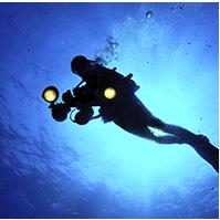 la plongée pro de l'EPIR